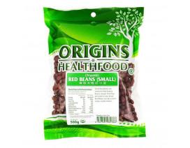 Origins Health Food Organic Red Beanssmall - Case