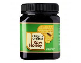 Origins Organic Raw Honeygreen Label - Case