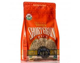 Lundberg Organic Short Grain Rice - Case