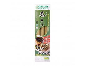 Origins Organic Chasoba Japanese Stick Noodles - Case