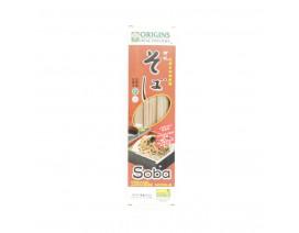 Origins Health Food Organic Soba Japanese Stick Noodles - Case