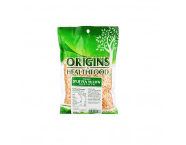 Origins Health Food Organic Whole Green Peas - Case