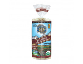 Lundberg Organic Wild Rice Cake - Case