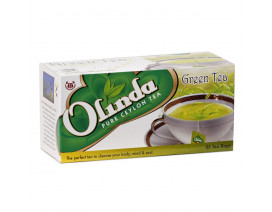 Olinda Ceylon Teabag Green Tea Flavour - Case