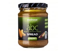 Melrose Abc Spread - Case