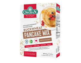 Orgran Buckwheat Pancake Mix - Case