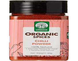 Origins Organic Chilli Powder - Case