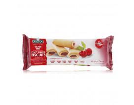 Orgran Wild Raspberry Fruit Biscuits - Case