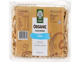 Origins Organic Steam Noodle Spinach - Case