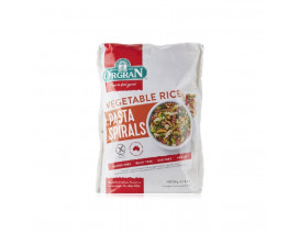 Orgran Vegetable Rice Pasta - Case