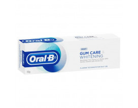 ORAL B Gum Care & Whitening Mint Toothpaste - Case
