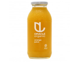 Oracle Organic Orange Juice - Case