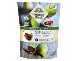 Sunny Fruit Organic Figs - Case