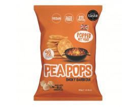 Pea Pops Smoky BBQ Snacks - Case