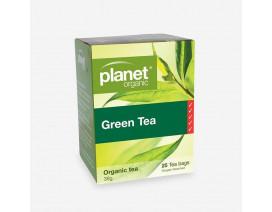 Origins Planet Organic Green Tea - Case