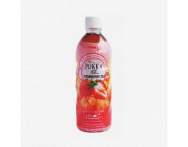 Pokka Ice Strawberry Tea - Case