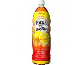Pokka Bottle Drink Ice Lemon Tea - Case