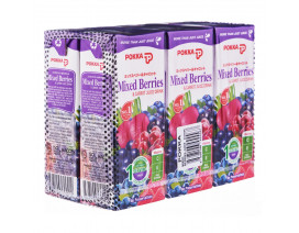 Pokka Packet Drink Mixed Berries & Carrot Juice (Order 12 Cases Get 1 Free) Case