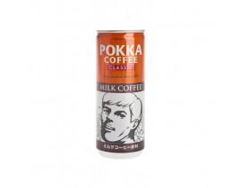Pokka Can Drink Milk Coffee Regular - Case