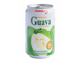 Pokka Can Drink Guava Juice - Case