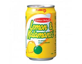 Pokka Can Drink Lemonsi Delight Lemon And Kalamansi Juice - Case