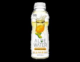 Pureplus Aloe Water Calamansi & Lemon - Case