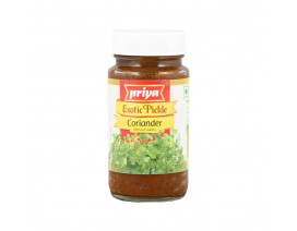 Priya Coriander Pickle - Case