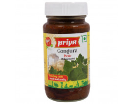 Priya Gongura Pickle - Case