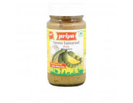 Priya Green Tamarind Pickle - Case