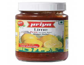 Priya Lime Pickle - Case