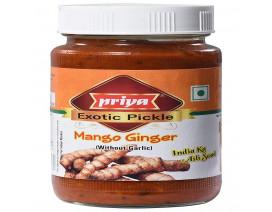 Priya Mango Ginger Pickle - Case