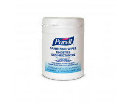 Purell® Hand Sanitizing Wipes 270 Count Eco-Fit Canister - Case