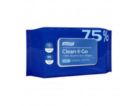 Alcosm Disinfectant Wipes 50s - Case