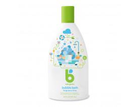 Babyganics Bubble Bath Fragrance Free - Case