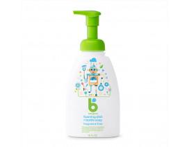 Babyganics Foaming Dish & Bottle Soap Fragrance Free - Case
