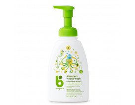 Babyganics Shampoo + Body Wash Chamomile Verbena - Case