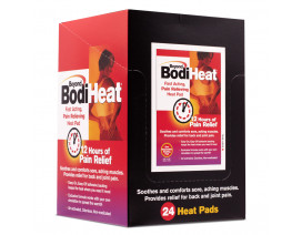Beyond Bodiheat Non-Medicated Heat Pads 24s - Case