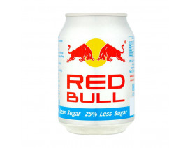 Red Bull 25% Less Sugar Energy Can Drink - Case
