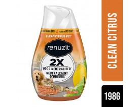 Renuzit Gel Air Freshener - Clean Citrus - Case