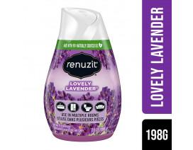 Renuzit Gel Air Freshener - Lovely Lavender - Case