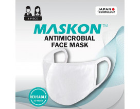 MASKON Reusable Antimicrobial Face Masks - Case