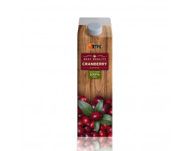 Ripe Hotfill Cranberry Juice - Case