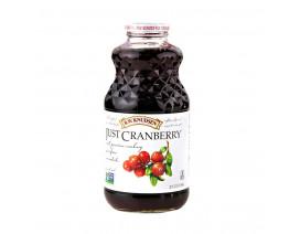 Knudsen Just Cranberry Juice - Case