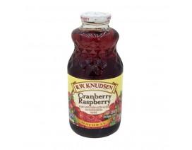Knudsen Cranberry Raspberry - Case