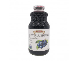 Knudsen Just Blueberry - Case