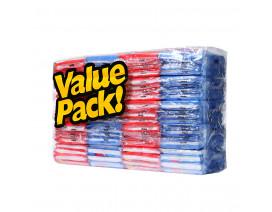 Scott Pocket Facial Tissue Value Pack 16 x 8's - Case