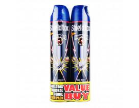 Shieldtox Powergard All Insect Killer Spray Twin Pack - Case