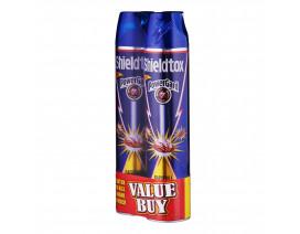Shieldtox Powergard Rapid Insect Killer Spray Twin Pack - Case