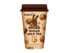 Samyang RTD Milk Up Brown Sugar Milk Tea - Case