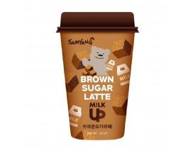 Samyang RTD Milk Up Brown Sugar Latte - Case